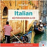 Lonely Planet Italian Phrasebook and Audio CD (Hardcover)