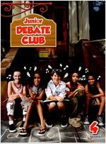 Junior Debate Club 4 : Studentbook (Paperback +CD:1)