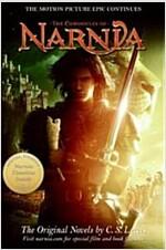 [중고] The Chronicles of Narnia (Paperback, Media Tie In)