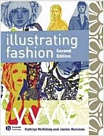 Illustrating Fashion (Paperback, 2 Revised edition)