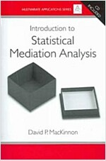 Introduction to Statistical Mediation Analysis [With CDROM] (Paperback)