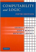 Computability and Logic (Paperback, 5 Revised edition)
