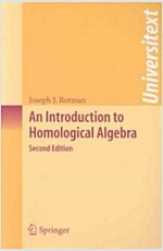 An Introduction to Homological Algebra (Paperback, 2)