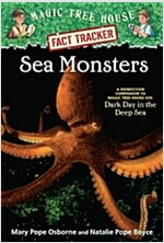Sea Monsters: A Nonfiction Companion to Magic Tree House #39: Dark Day in the Deep Sea (Paperback)
