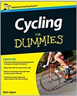 Cycling For Dummies (Paperback)
