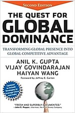 The Quest for Global Dominance : Transforming Global Presence into Global Competitive Advantage (Hardcover, 2 Rev ed)