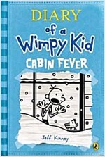 Diary of a Wimpy Kid #6 : Cabin Fever (Paperback)