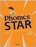 Phonics Star 3: Student Book (Paperback, Workbook, Audio CD 2장 포함)