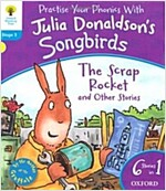 Oxford Reading Tree Songbirds: Level 3: The Scrap Rocket and Other Stories (Paperback)
