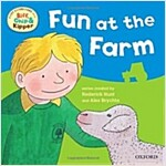 Oxford Reading Tree: Read with Biff, Chip & Kipper First Experiences Fun at the Farm (Paperback)