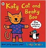 Katy Cat and Beaky Boo (Paperback)