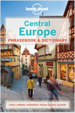 Lonely Planet Central Europe Phrasebook & Dictionary (Paperback, 4, Revised)