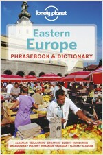 Lonely Planet Eastern Europe Phrasebook & Dictionary (Paperback, 5, Revised)