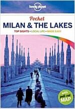 Pocket Milan & the Lakes (Paperback)