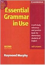 [중고] Essential Grammar in Use with Answers : A Self-study Reference and Practice Book for Elementary Students of English (Paperback, 2 Rev ed)