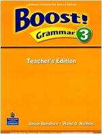 Boost! Grammar 3 (Teacher's Edition)
