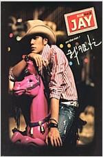 [중고] Jay Chou (주걸륜) - On The Run (아흔망) (CD+DVD)
