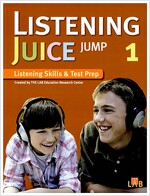 Listening Juice Jump 1 : Student Book with Script & Answer Key (Paperback)