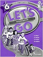 Let's Go: 6: Workbook (Paperback)