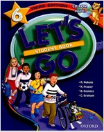 Let's Go: 6: Student Book with CD-ROM Pack (Package)