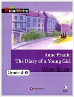 Anne Frank: The Diary Of A Young Girl: Work Book (Paperback + CD 1장)