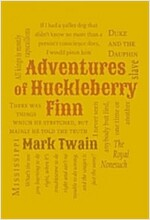 Adventures of Huckleberry Finn (Imitation Leather)