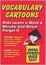Vocabulary Cartoons: Word Power Made Easy (Paperback)