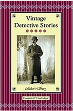Vintage Detective Stories (Hardcover)
