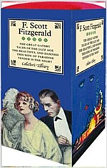 F. Scott Fitzgerald 5-Book Boxed Set (Hardcover)