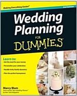 Wedding Planning for Dummies (Paperback, 3)