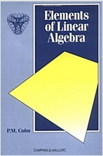 Elements of Linear Algebra (Paperback)