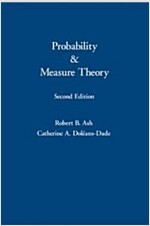Probability & Measure Theory (Hardcover, 2)
