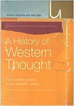 A History of Western Thought : From Ancient Greece to the Twentieth Century (Paperback)