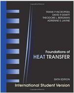 Foundations of Heat Transfer (Paperback, 6 I.S.ed)