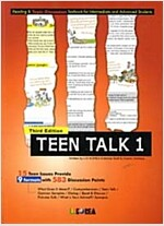 Teen Talk 1(3판, Student Book, CD1장포함)