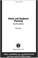 Urban and Regional Planning (Hardcover, 4 New edition)