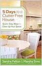 [중고] 5 Days to a Clutter-Free House (Paperback)