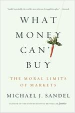 [중고] What Money Can't Buy: The Moral Limits of Markets (Paperback)