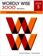 Wordly Wise 3000 Book 5 (Paperback, 3rd, Student, Workbook)