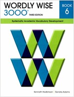 Wordly Wise 3000: Book 6 (Paperback, 3rd Edition)