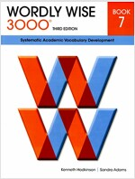 Wordly Wise 3000: Book 7 (Paperback, 3rd, Workbook)