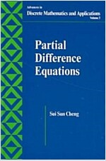 Partial Difference Equations (Hardcover)