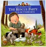 The Rescue Party (Paperback, New ed)