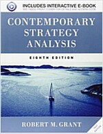 Contemporary Strategy Analysis Text Only (Paperback, 8, Revised)