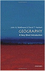 Geography: A Very Short Introduction (Paperback)