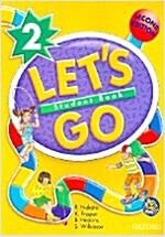 [중고] Let's Go: 2: Student Book (Paperback, 2 Revised edition)
