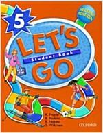 [중고] Let's Go 5 (Paperback, 2 Revised edition)