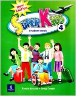 New Super Kids 4 (Student Book)