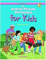 [중고] The Oxford Picture Dictionary for Kids (Paperback)
