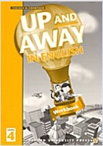 Up and Away in English: 4: Workbook (Paperback)
